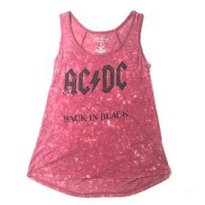 Tops - AC/DC women's tank top!